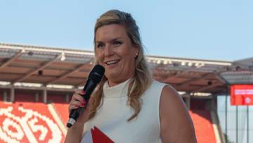 Silke Bannick, Pressesprecherin des 1. FSV Mainz 05