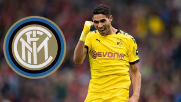 Inter Mailand hat den Transfer von Hakimi bestätigt