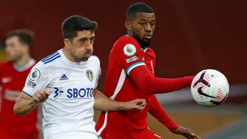 Liverpool 'avait emporté (4-3) au match aller au terme d'une rencontre folle