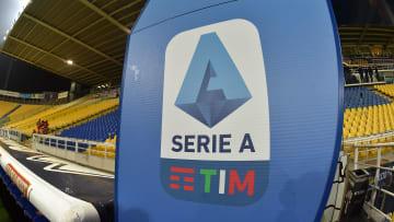 Il logo della Serie A Tim