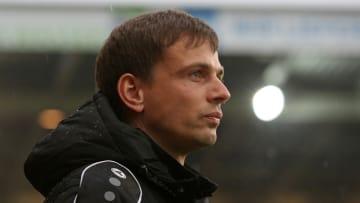 Christian Preußer trainierte in Erfurt schon in der 3. Liga