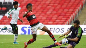 No primeiro turno, Flamengo venceu o Coelho por 2 a 0
