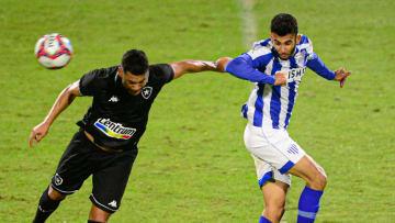 Botafogo e Avaí estão brigando para voltar à Série A. Coritiba é o time com mais chances de acesso.