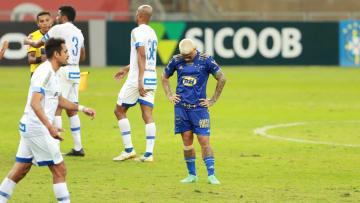 Cruzeiro foi atropelado pelo Avaí em Belo Horizonte