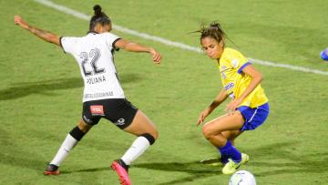 Corinthians e Kindermann empataram sem gols na ida