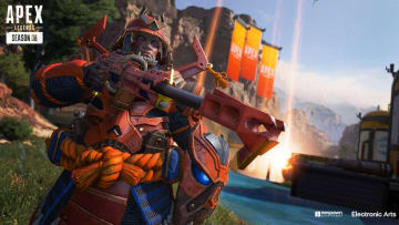 New Apex Legends Leak Shows Compound Bow in Dev Files
