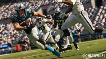 Madden 21 gameplay debuted in a deep dive video from EA Sports.