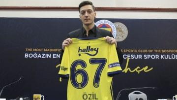 Mesut Ozil/Turquía