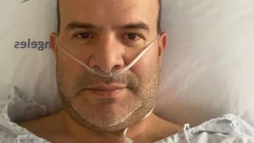 """Platanito"" es hospitalizado por COVID-19"