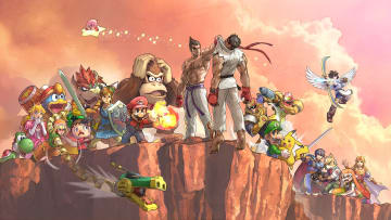 Kazuya Mishima will bring his arsenal to Super Smash Bros., but we'll have to wait on Nintendo for a release date | Photo by Bandai Namco, Nintendo