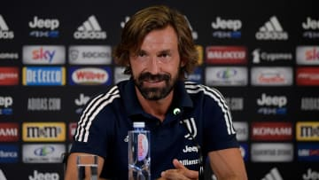 Andrea Pirlo, Juventus Coach