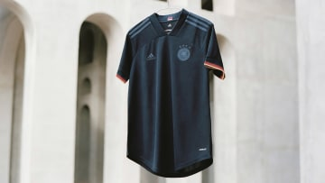 Germany are one of several nations to have unveiled their new away strip ahead of Euro 2020