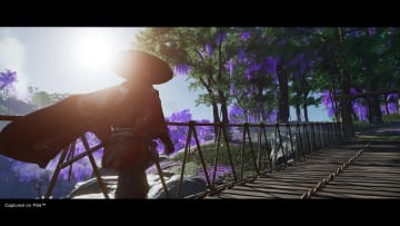 Ghost of Tsushima's DLC sends Jin to nearby Iki Island.