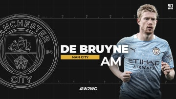 What a player, eh? Kevin de Bruyne is definitely world class.