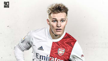 Martin Odegaard est proche de s'engager à Arsenal.