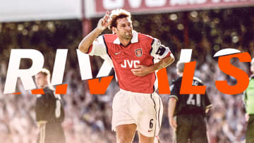 Tony Adams is all-time great at Arsenal