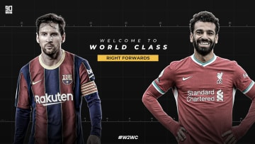 The right forwards shortlist is revealed for 90min's Welcome to World Class series | #W2WC