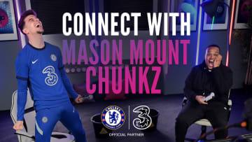Connect dengan Mason Mount & Chunkz