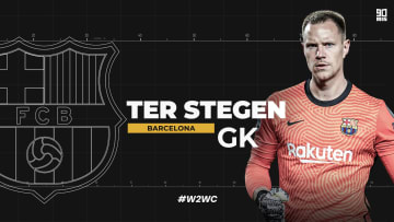 Marc-Andre ter Stegen is still one of the greatest on the planet