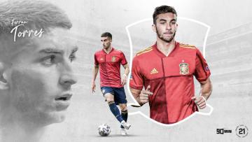 Ferran Torres sera très attendu avec la sélection espagnole.