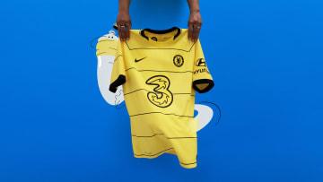 Chelsea's 2021/22 away kit has been released