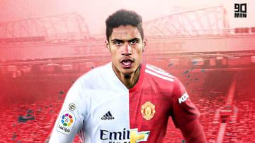 Raphaël, arborant le brassard de capitaine du Real Madrid.