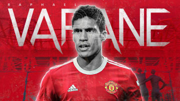 Manchester United s'offre Raphaël Varane.