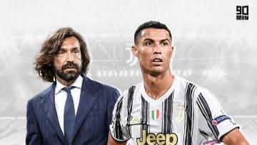 La Juventus d'Andrea Pirlo sera une équipe sous le feux des projecteurs cette saison