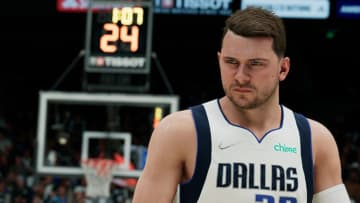 NBA 2K22's Toe the Line quest suffers from a common bug preventing progress.