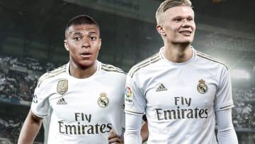 Les deux superstars du football pourraient se retrouver au Real Madrid en 2022.