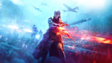 The next Battlefield game will be revealed in June.