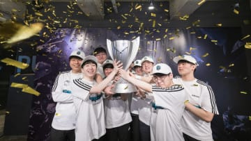 Damwon Gaming are the favorites to winning looking ahead to the 2021 Mid-Season Invitational | Photo by League of Legends Champions Korea LCK