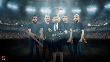 La banda de Rock de Paco Palencia