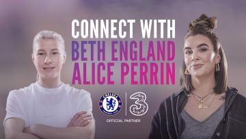 Beth England, calciatrice del Chelsea Femminile