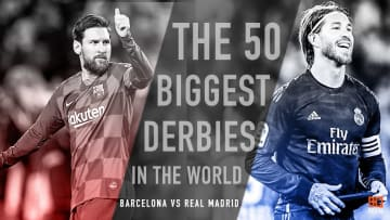 Barcelona vs Real Madrid: One of the biggest rivalries in world football