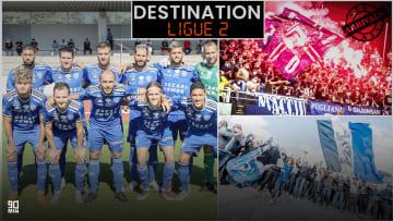 Le SC Bastia retrouve le monde professionnel, quatre ans après un dépôt de bilan.