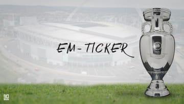 Die DFB-Elf greift heute ins EM-Geschehen ein