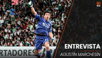 Entrevista exclusiva con Agustín Marchesín