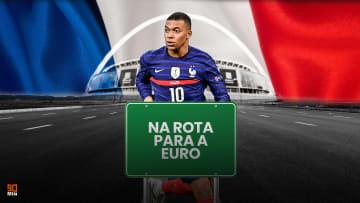 França é tratada como a grande favorita ao título da Euro 2020