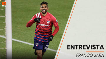 Entrevista exclusiva con Franco Jara, jugador de FC Dallas