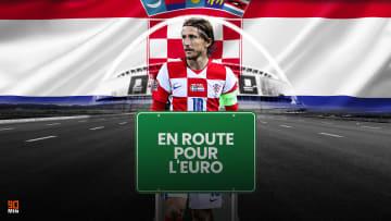 Luka Modric est le capitaine et l'étendard de la Croatie.