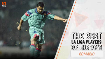 Romario's majestic 1994 World Cup sparked his demise at Barcelona
