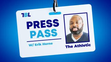 Erik Horne, The Athletic