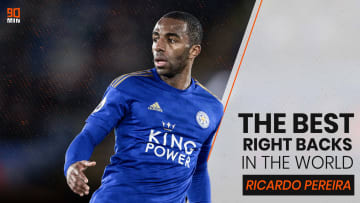 Ricardo Pereira has gone from strength to strength at Leicester