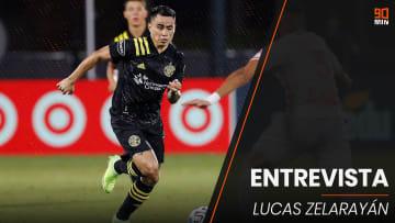 Entrevista exclusiva con Lucas Zelarayán