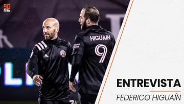 Entrevista exclusiva con Federico Higuaín