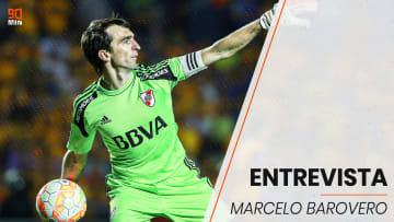 Entrevista exclusiva con Marcelo Barovero