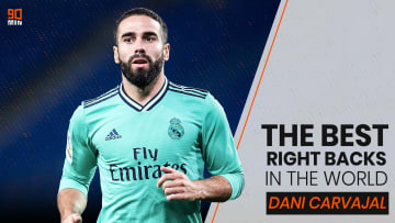 Dani Carvajal has been a model of consistency at Real Madrid
