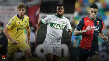 Gianluca Frabotta joue de plus en plus avec la Juventus.