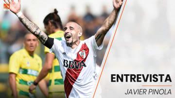 Entrevista exclusiva con Javier Pinola, capitán de River